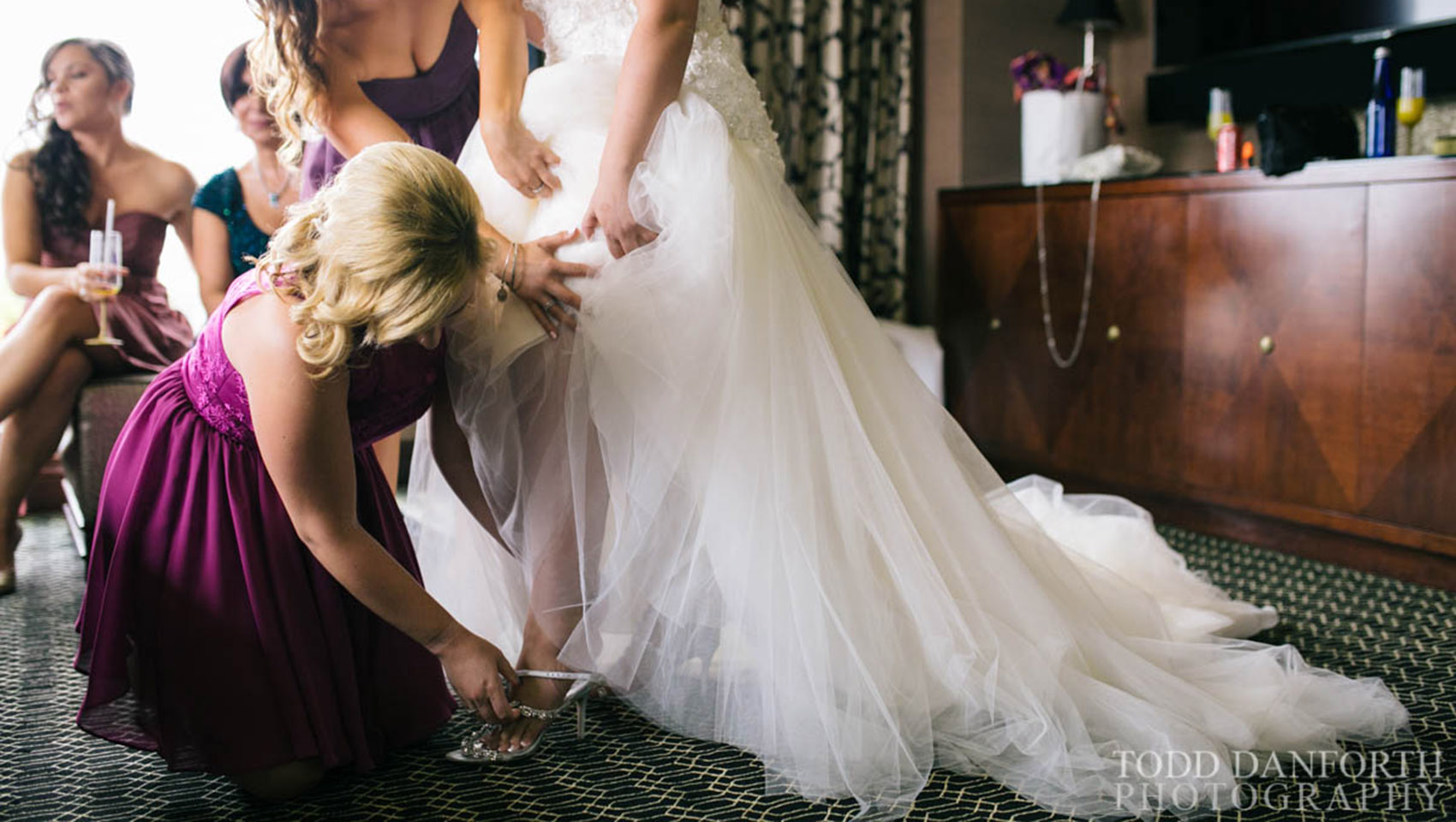 weddings at Kimpton Marlowe Hotel