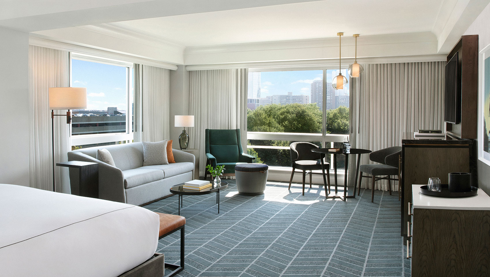 Renovated Guest Rooms and Suites