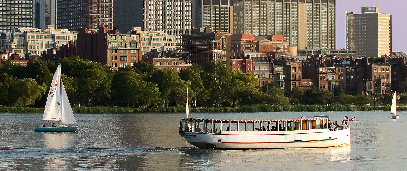 Charles Riverboat